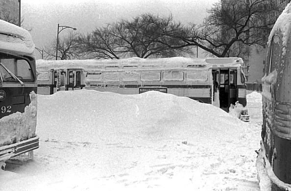 Chicago, Great Snow Of 1967