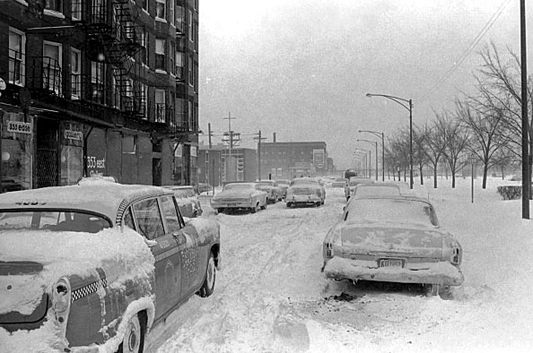 Chicago, Blizzard Of 1967