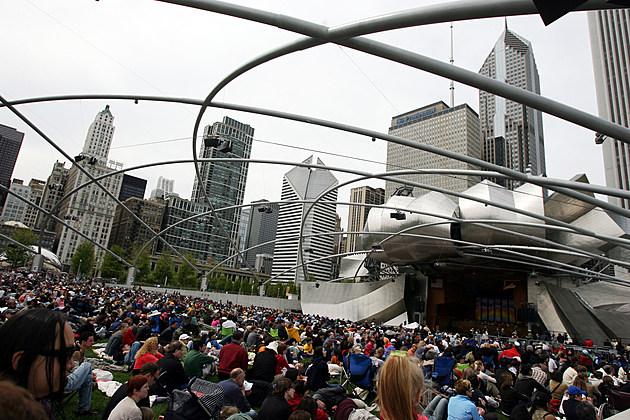 The Dalai Lama Visits Chicago