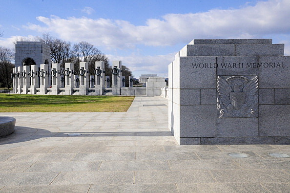 World War Ii Memorial, Washington, D,C.