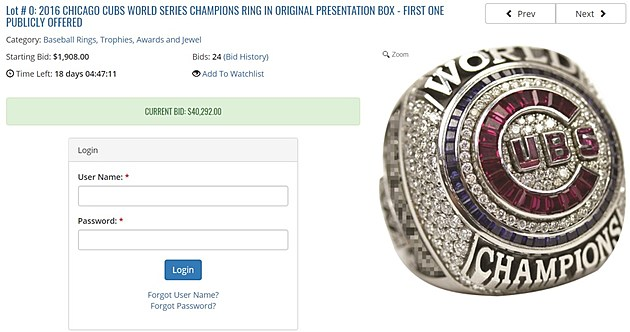 Ring Auction